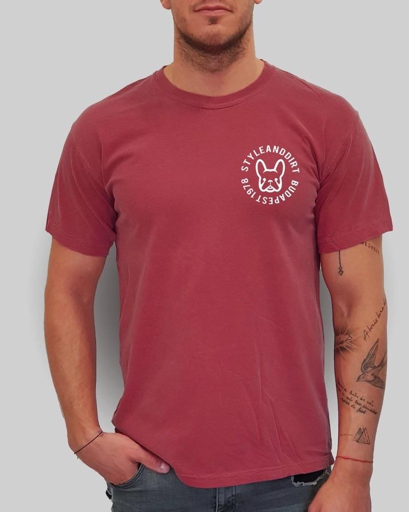GISELE ROCKS - férfi póló