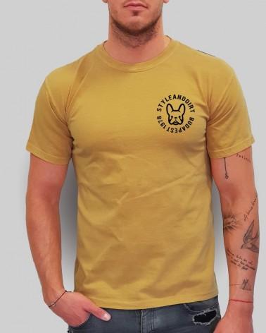 DEL TORO - férfi póló