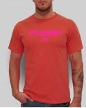 Orange Summer - férfi póló