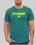 Bilzerian Pokerface - férfi póló