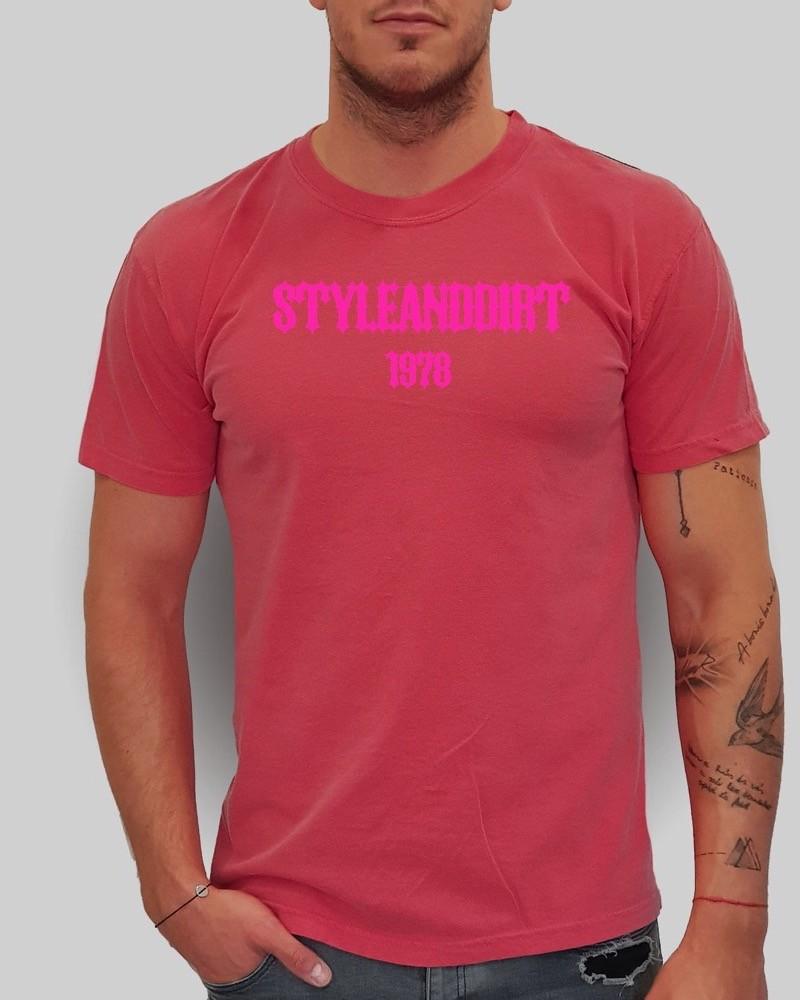 LEO DC - férfi póló