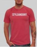 ASHTON SUIT - férfi póló