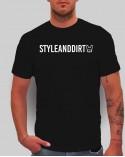 Versace - férfi póló