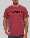 Get Lucky LA - férfi póló