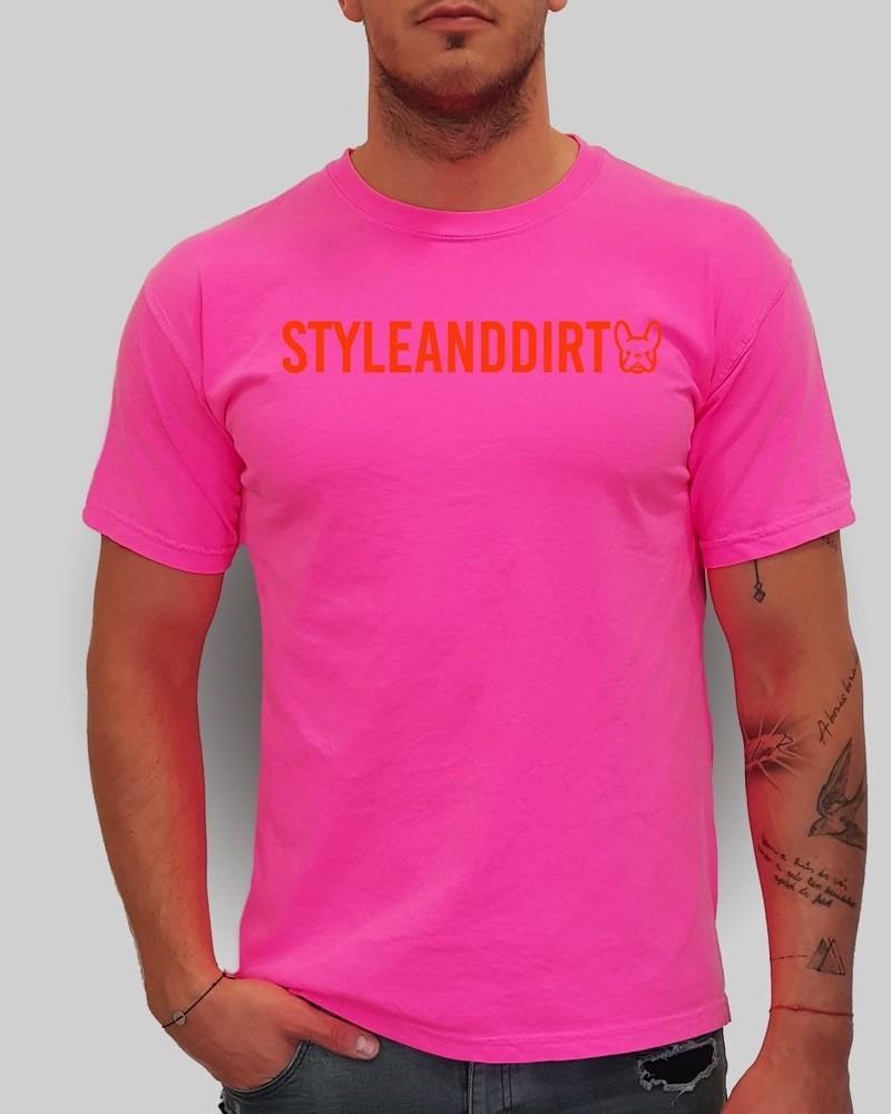 Digital Love - férfi póló