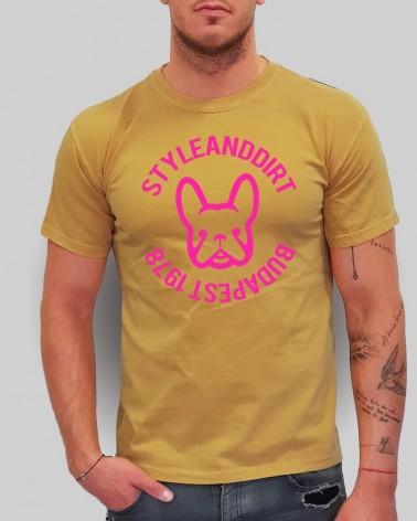 Madonna Swag - férfi póló