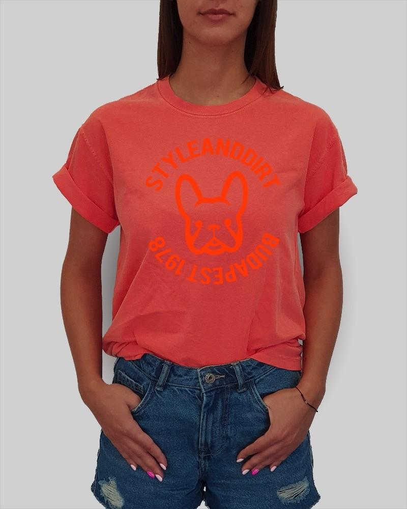 SINS - férfi póló