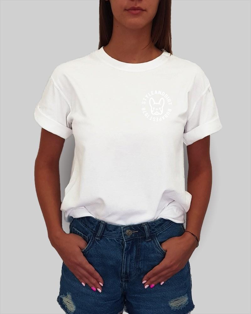 RETRO XMAS - férfi póló