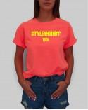 STYLEandDIRT NEW YORK - férfi póló