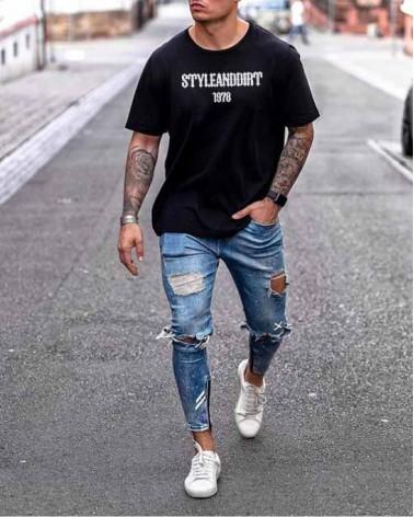 NEW YORK CITY - férfi póló - SUPER SALE