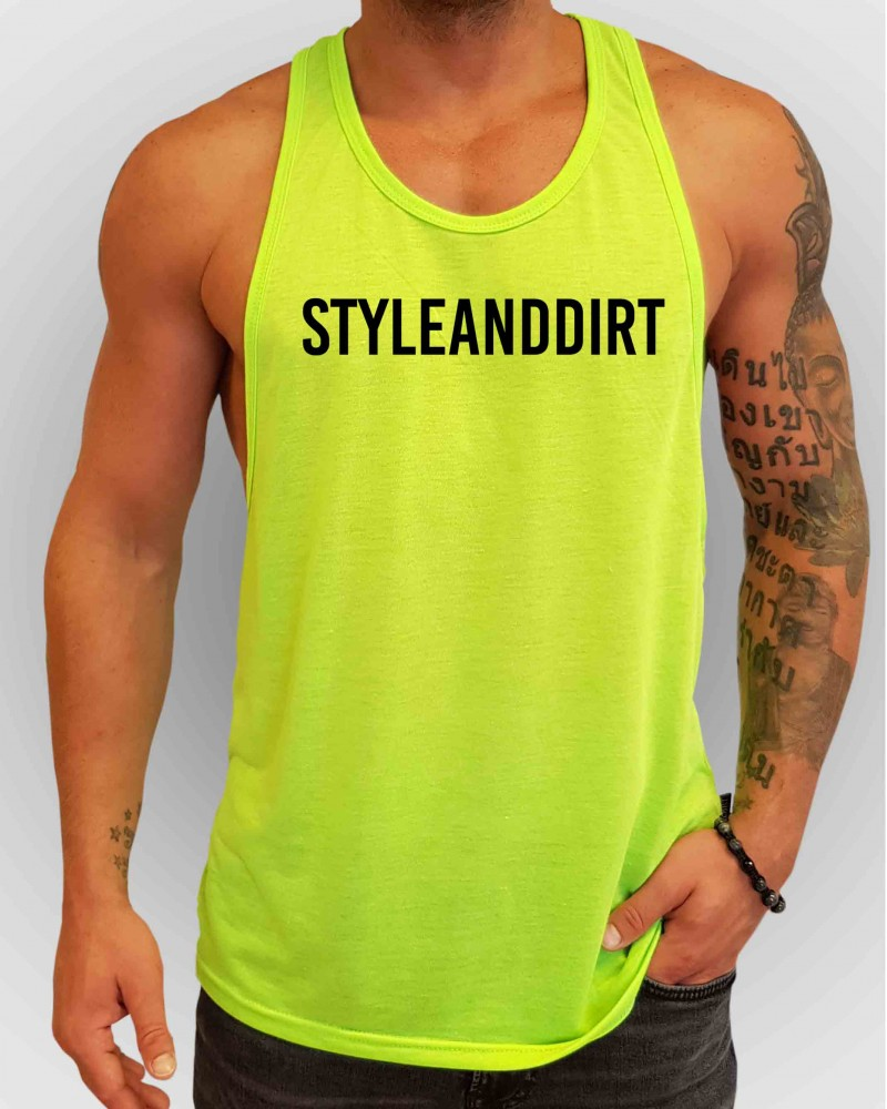 STYLE&DIRT™ Clothing Premium quality 100% cotton. All