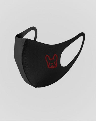Gas Mask – férfi póló