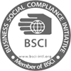 Business Social Compliance Initiative - With BSCI Verified Factories...