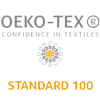 The Oeko-Tex® Standard 100 is an independent certification system that tests textile...